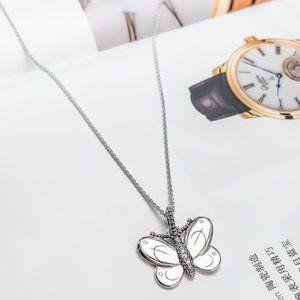 💝Pandora Pavé Butterfly Pendant
